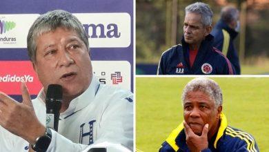 Bolillo Gómez Pacho Maturana Reinaldo Rueda